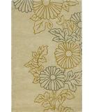 RugStudio presents Kas Bali Sunshine Ivory 2822 Hand-Tufted, Good Quality Area Rug