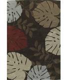 RugStudio presents Kas Bali Fauna Mocha 2828 Hand-Tufted, Good Quality Area Rug