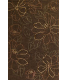 RugStudio presents Kas Bali 2834 Mocha Hand-Tufted, Good Quality Area Rug