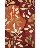 RugStudio presents Kas Bali 2873 Rust Hand-Tufted, Good Quality Area Rug