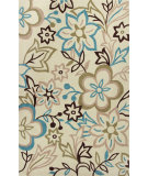 RugStudio presents Kas Bali 2880 Ivory Hand-Tufted, Good Quality Area Rug