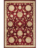 RugStudio presents Kas Cambridge 7355 Red Machine Woven, Good Quality Area Rug