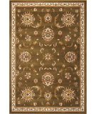 RugStudio presents Kas Cambridge 7356 Green Machine Woven, Good Quality Area Rug