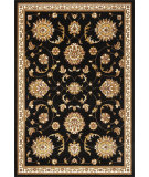 RugStudio presents Kas Cambridge 7357 Black Machine Woven, Good Quality Area Rug