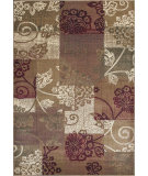 RugStudio presents KAS Cambridge 7359 Multicolor Delaney Machine Woven, Good Quality Area Rug