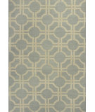 RugStudio presents Kas Cameron 3221 Grey / Beige Hand-Tufted, Good Quality Area Rug