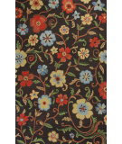 RugStudio presents Kas Cameron 3232 Mocha / Spice Hand-Tufted, Good Quality Area Rug