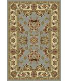 RugStudio presents Kas Casablanca Marrakesh Light Blue-Sand 6210 Machine Woven, Good Quality Area Rug