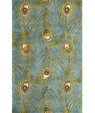 RugStudio presents Kas Catalina 0739 Blue Hand-Tufted, Good Quality Area Rug