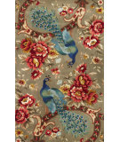 RugStudio presents Kas Catalina 732 Sage Hand-Tufted, Good Quality Area Rug