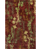RugStudio presents Kas Chanteuse 4954 Rust Hand-Tufted, Good Quality Area Rug