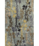 RugStudio presents Kas Chanteuse 4955 Frost Hand-Tufted, Good Quality Area Rug
