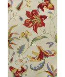 RugStudio presents Kas Colonial 1833 Ivory Hand-Hooked Area Rug