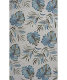 RugStudio presents KAS Coral 4157 Ivory Lanai Hand-Tufted, Good Quality Area Rug