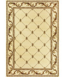 RugStudio presents Kas Corinthian 5318 Ivory Machine Woven, Good Quality Area Rug
