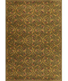 RugStudio presents Kas Corinthian 5332 Green Machine Woven, Good Quality Area Rug