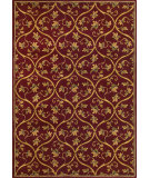 RugStudio presents Kas Corinthian 5336 Red Machine Woven, Good Quality Area Rug