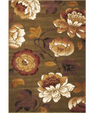 RugStudio presents Kas Corinthian 5348 Sage Machine Woven, Good Quality Area Rug