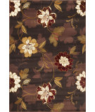 RugStudio presents Kas Corinthian 5364 Plum Machine Woven, Good Quality Area Rug
