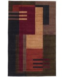 RugStudio presents KAS Cosmopolitan Visions 1506 Jeweltone Hand-Tufted, Good Quality Area Rug
