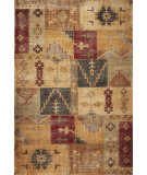 RugStudio presents Kas Cypress 3723 Coffee Hand-Knotted, Good Quality Area Rug