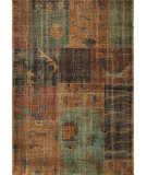 RugStudio presents Kas Cypress 3725 Coffee Hand-Knotted, Good Quality Area Rug