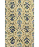 RugStudio presents Kas Emerald 9032 Ivory Hand-Tufted, Good Quality Area Rug