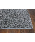 RugStudio presents KAS Essence 575 Pewter Chunky Shag Area Rug