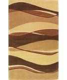 RugStudio presents Rugstudio Sample Sale 27811R Earthtone 1074 Hand-Tufted, Good Quality Area Rug