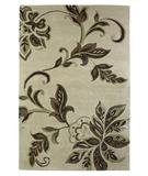 RugStudio presents KAS Florence Firenze Ivory 4551 Hand-Tufted, Better Quality Area Rug