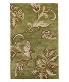 RugStudio presents KAS Florence Firenze Mint 4553 Hand-Tufted, Better Quality Area Rug