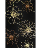 RugStudio presents Kas Florence 4571 Black Hand-Tufted, Better Quality Area Rug
