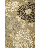 RugStudio presents Kas Florence 4574 Sage Hand-Tufted, Good Quality Area Rug