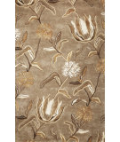 RugStudio presents Kas Florence 4577 Silver Hand-Tufted, Good Quality Area Rug