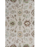 RugStudio presents KAS Florence 4583 Sand Allover Oushak Hand-Tufted, Good Quality Area Rug