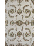 RugStudio presents KAS Florence 4586 Sand Allover Mahal Hand-Tufted, Good Quality Area Rug