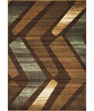 RugStudio presents Kas Geneva 9404 Coffee Machine Woven, Good Quality Area Rug