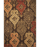 RugStudio presents Kas Geneva 9408 Mocha Machine Woven, Good Quality Area Rug
