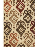 RugStudio presents Rugstudio Sample Sale 69273R Ivory Machine Woven, Good Quality Area Rug