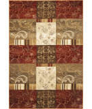RugStudio presents Kas Geneva 9420 Sienna Machine Woven, Good Quality Area Rug