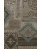 RugStudio presents KAS Geneva 9428 Beige Diamonds Machine Woven, Good Quality Area Rug