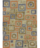RugStudio presents Kas Geo 4605 Frost Hand-Tufted, Good Quality Area Rug