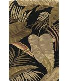 RugStudio presents Kas Havana Rainforest Midnight 2616 Hand-Tufted, Good Quality Area Rug