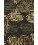 RugStudio presents Kas Havana Fern View Espresso 2617 Hand-Tufted, Good Quality Area Rug