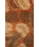 RugStudio presents Kas Havana 2623 Rust Hand-Tufted, Good Quality Area Rug