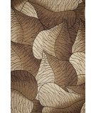 RugStudio presents Kas Horizon 5704 Beige Fauna Machine Woven, Good Quality Area Rug