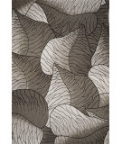 RugStudio presents Kas Horizon 5719 Silver Fauna Machine Woven, Good Quality Area Rug
