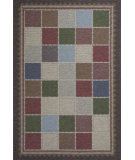 RugStudio presents KAS Horizon 5726 Mocha Vista Machine Woven, Good Quality Area Rug