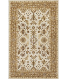 RugStudio presents Kas Jaipur 3862 Ivory/Coffee Hand-Tufted, Good Quality Area Rug
