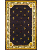 RugStudio presents Kas Jewel 0302 Mocha Hand-Tufted, Good Quality Area Rug
